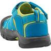Keen Children Newport H2 Shoes Hawaiian Blue/Green Glow